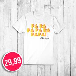 T-shirt męski - PARA +...